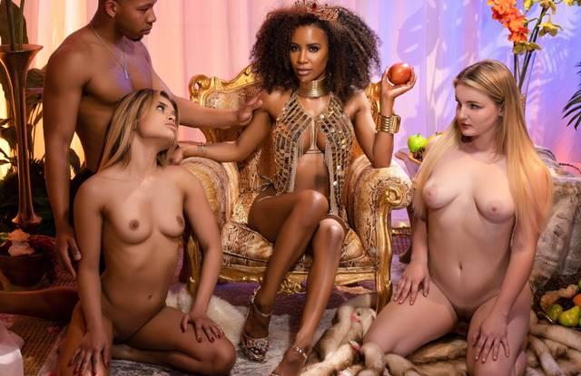 Элитный бордель встречает клиентов мега эротическим шоу