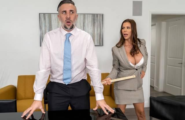 Тип на приеме у сексолога - пришлось снять штаны